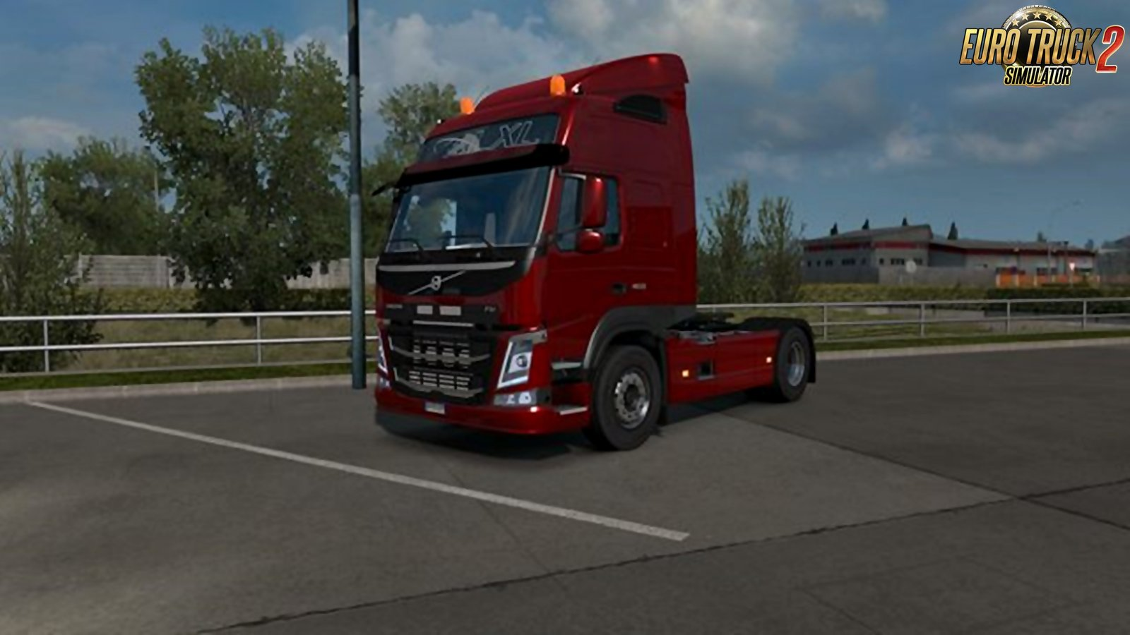 Volvo FM fix v1.1 by galimim