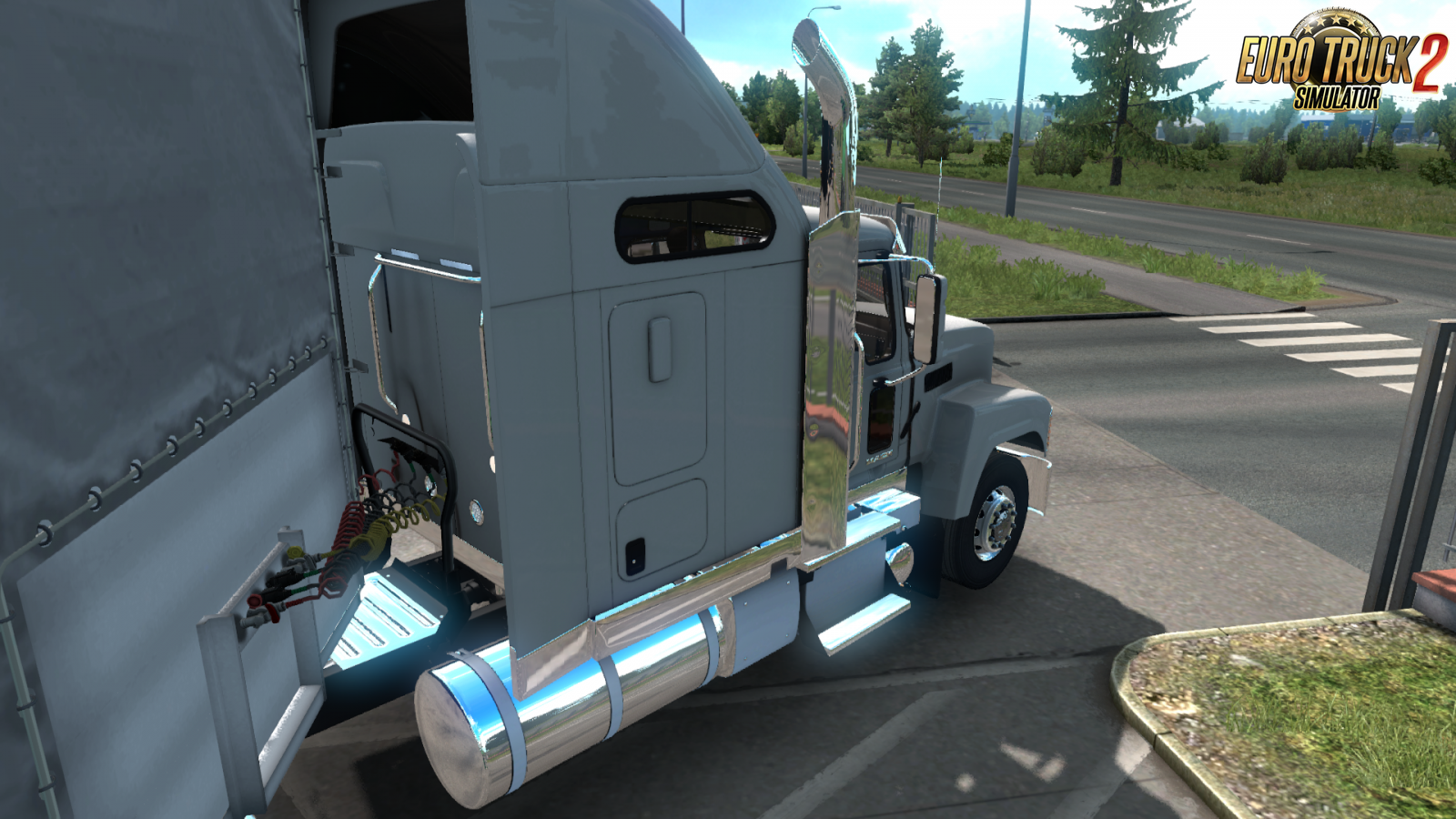 Mack Pinnacle Truck for Ets2 [1.34.x]
