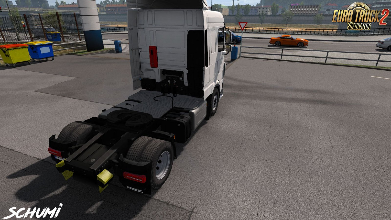 Daf XF Euro 6 Reworked v2.9 by Schumi (1.35.x)