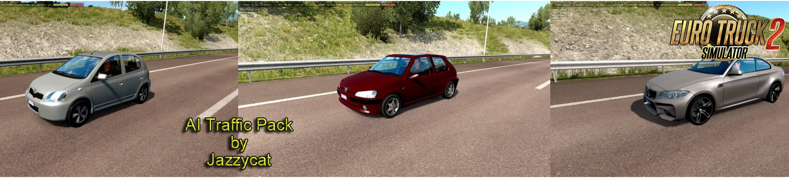 AI Traffic Pack v9.6 by Jazzycat