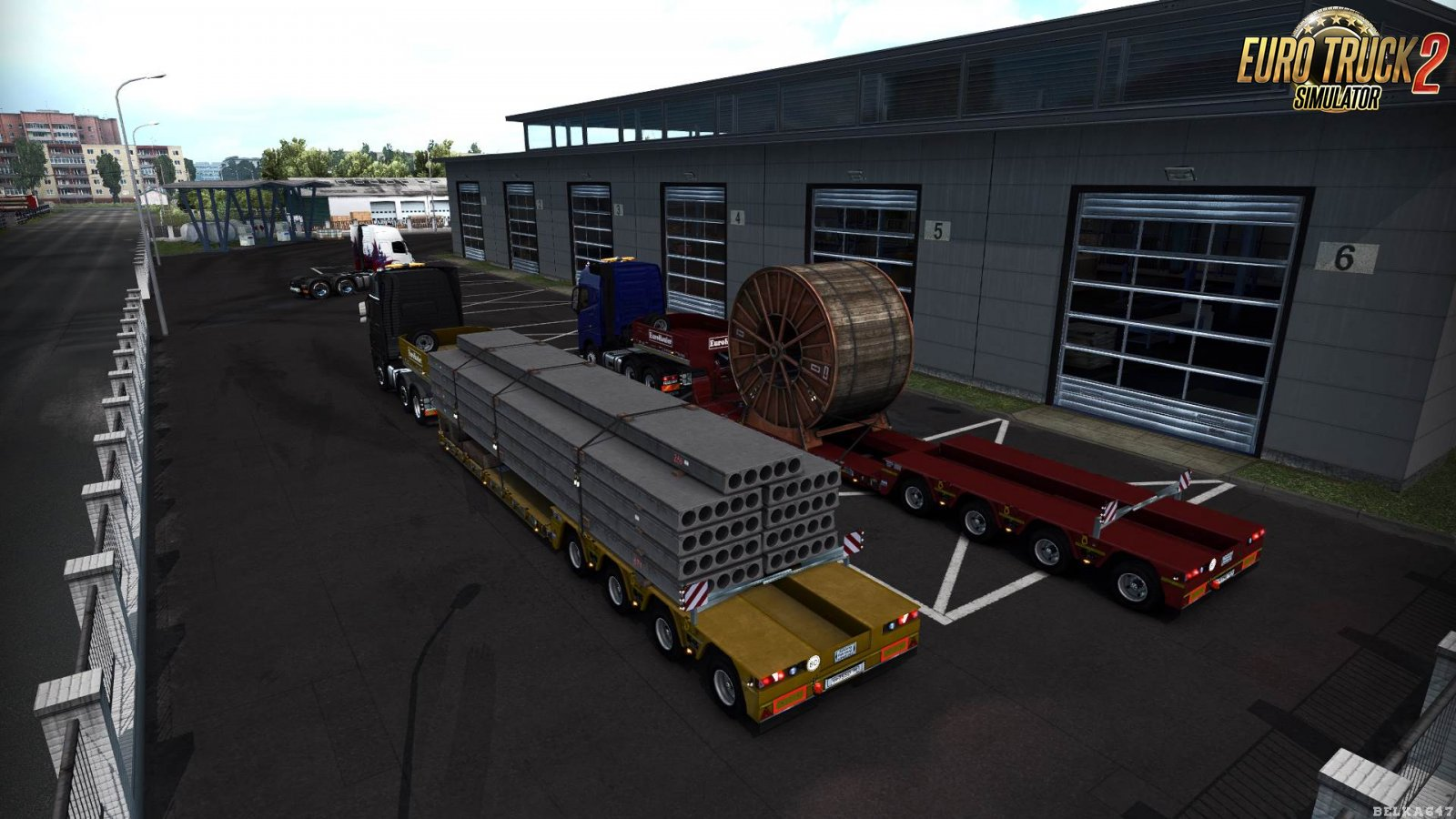 Trailer Goldhofer in Ownership [1.34.x]