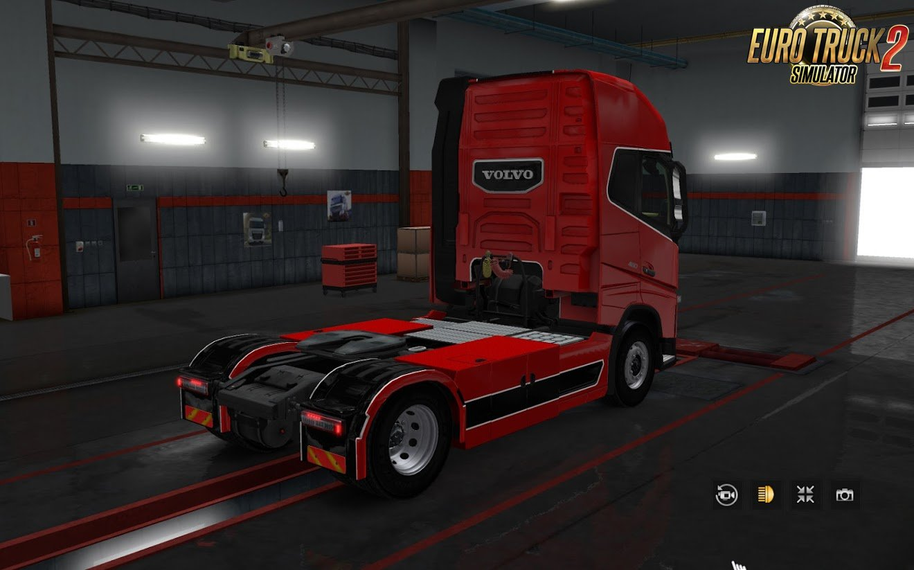 Volvo FH16 (Model 2013) by Ohaha [1.34.x]