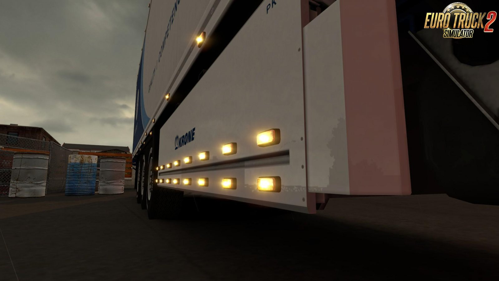 Slots for KRONE Trailers v0.02 in Ets2
