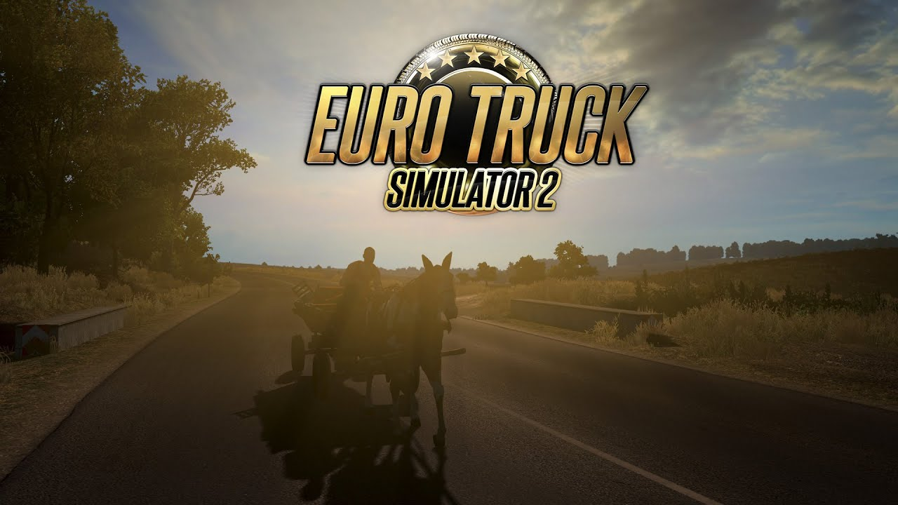 A Road to Somewhere New - Euro Truck Simulator 2