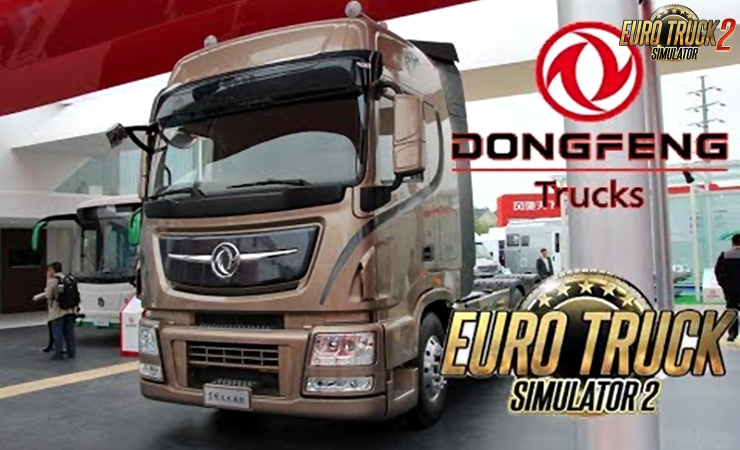 Truck Dongfeng Flagship [1.34.x]