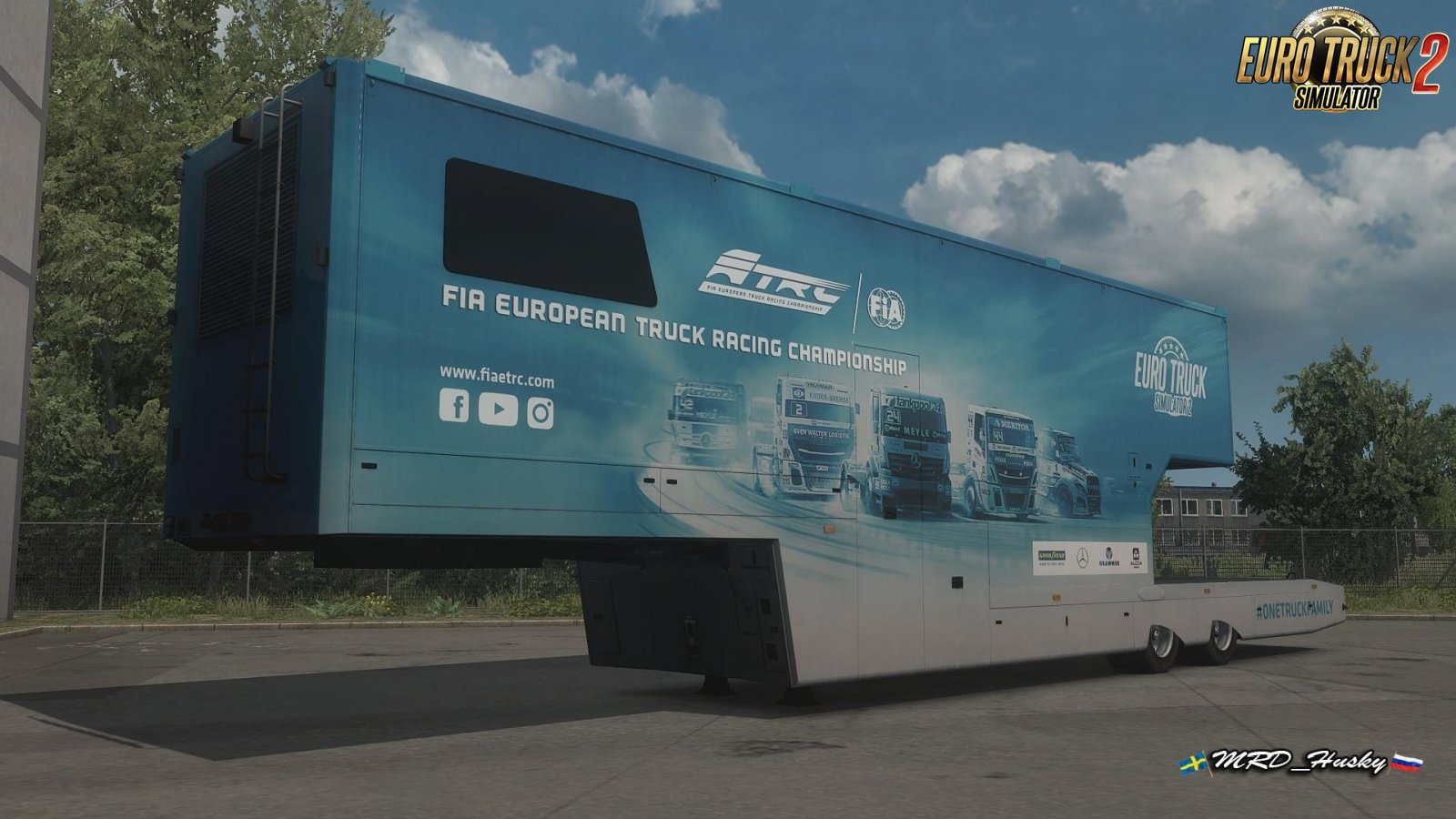 SCAB ETRC v1.1 in ownership for Ets2