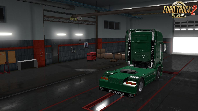 Scania R Accessories v1.0 [1.34.x]
