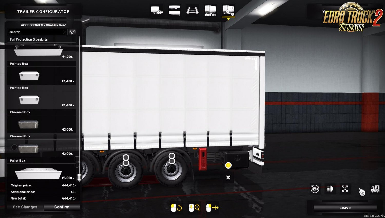 BC-Addon No Limit v1.0 [Works at Truckers MP]