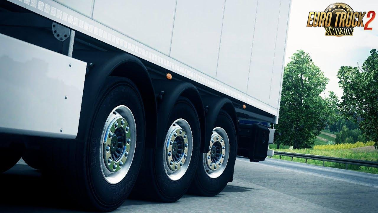 Pack Wheels for Trucks and Trailers