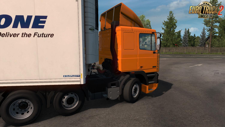 Truck DAF 95 ATi v1.0 by XBS