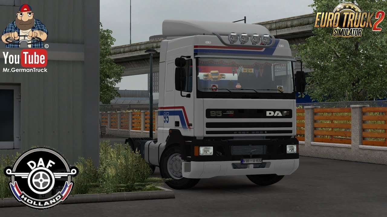 Lighting Gedöns for all Trucks v5.0 [1.34.x]