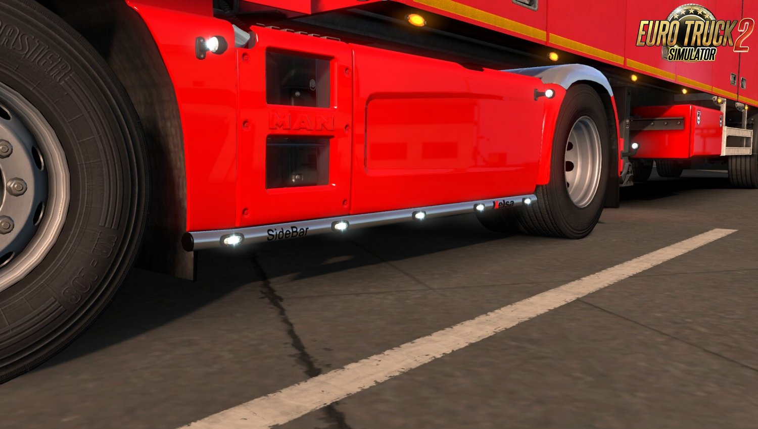 Man TGX Euro6 v0.1 by MDModding