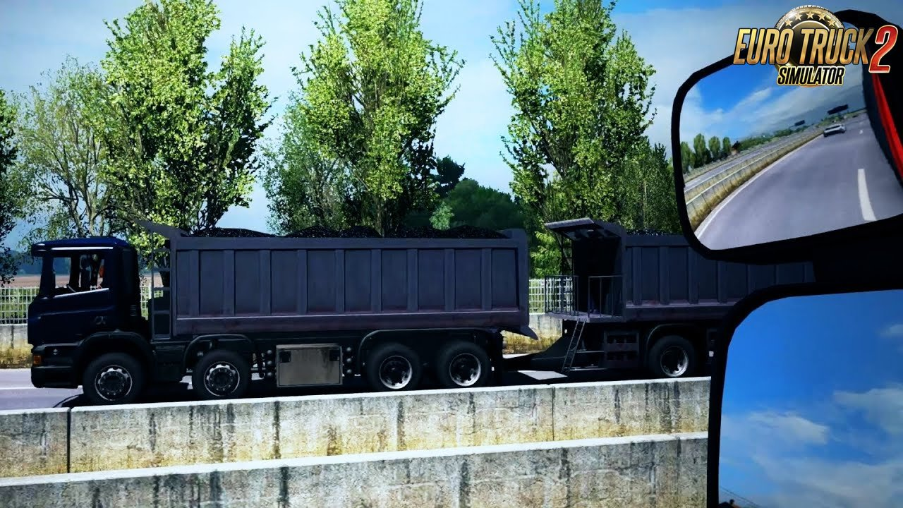 Truck Traffic Pack by Jazzycat v3.4 - Euro Truck Simulator 2