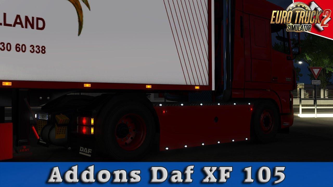 Addons Daf XF 105 v0.1