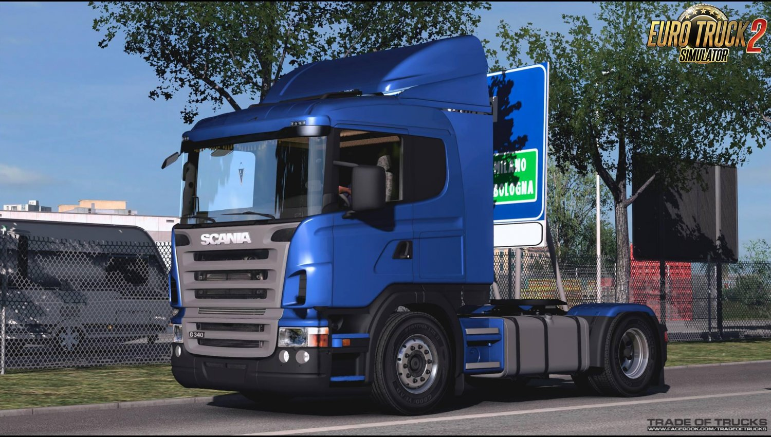 Scania Mega Mod From v1.0 by ToT (1.34.x)