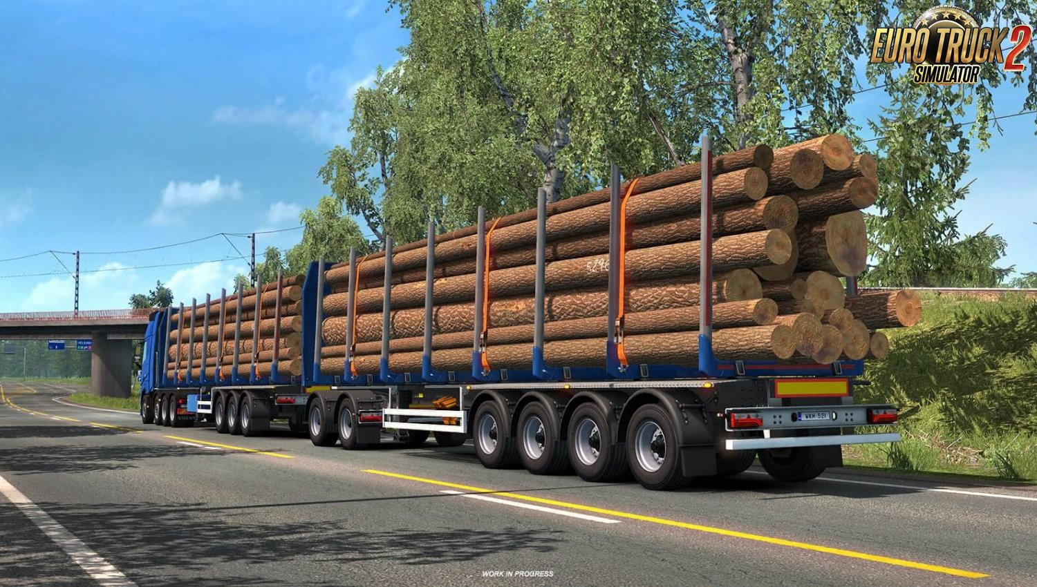 Trailer News Part 2 for Euro Truck Simulator 2