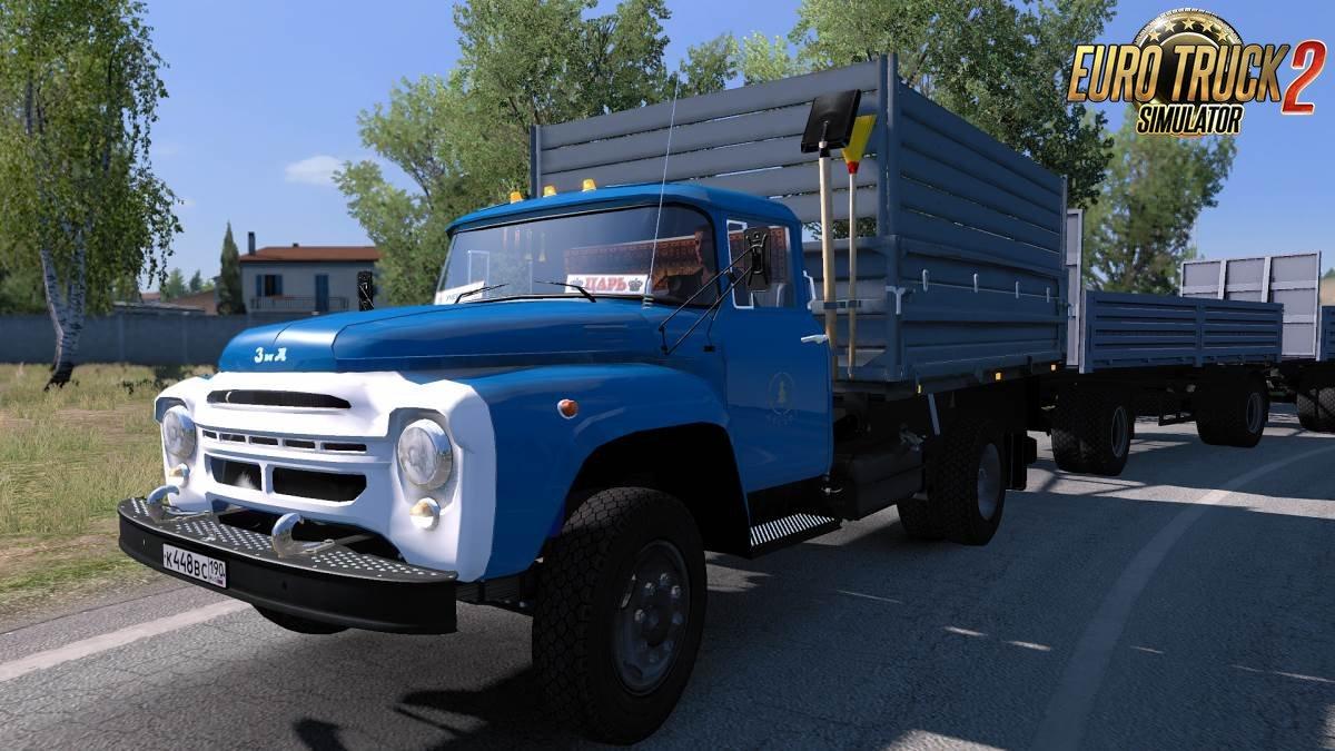 Truck ZIL 130 v0.1 for Ets2