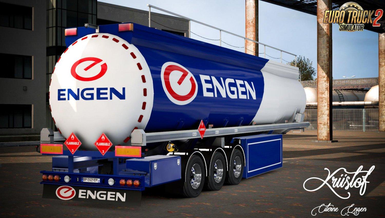 Kriistof Pack Skins for Fuel Cistern v1.0 (1.34.x)