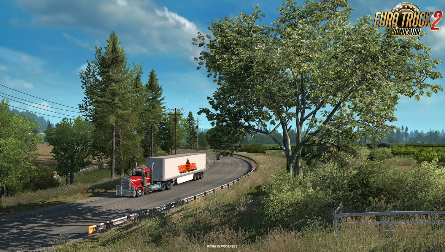 New Road Connections for ETS2 and ATS | SCS Software