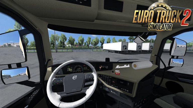 Volvo FH16 2012 Ultrabald Edition v1.0 for Ets2