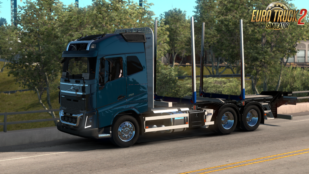 Volvo FH-16 v7.0 for Ets2