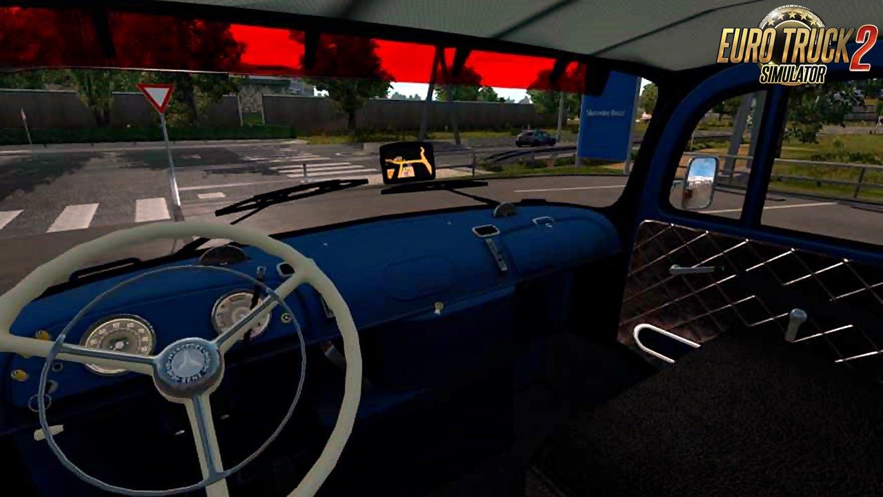 Mercedes Benz L/LS 1111 for Ets2