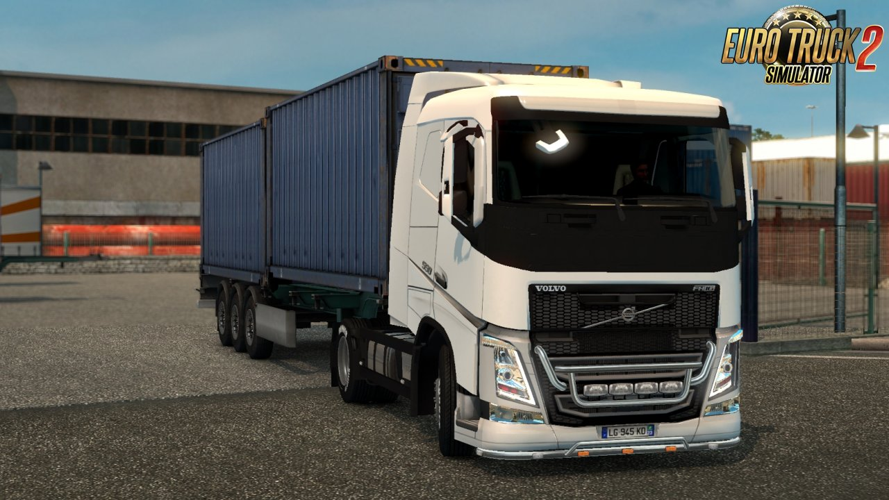 Volvo FH16 2012 v23.01R by Ohaha (1.34.x)