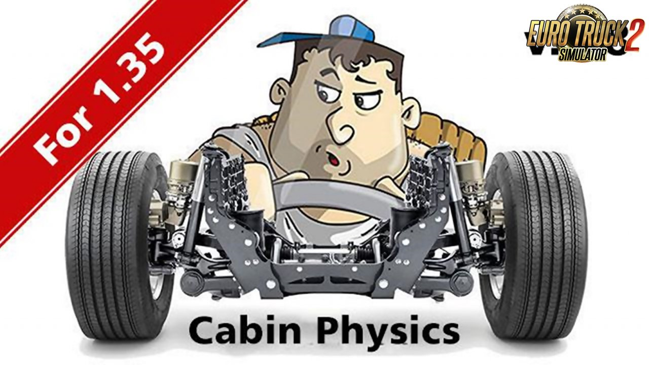TT Cabin Physics v1.8 (For Keyboard and Mouse) [1.35.x]