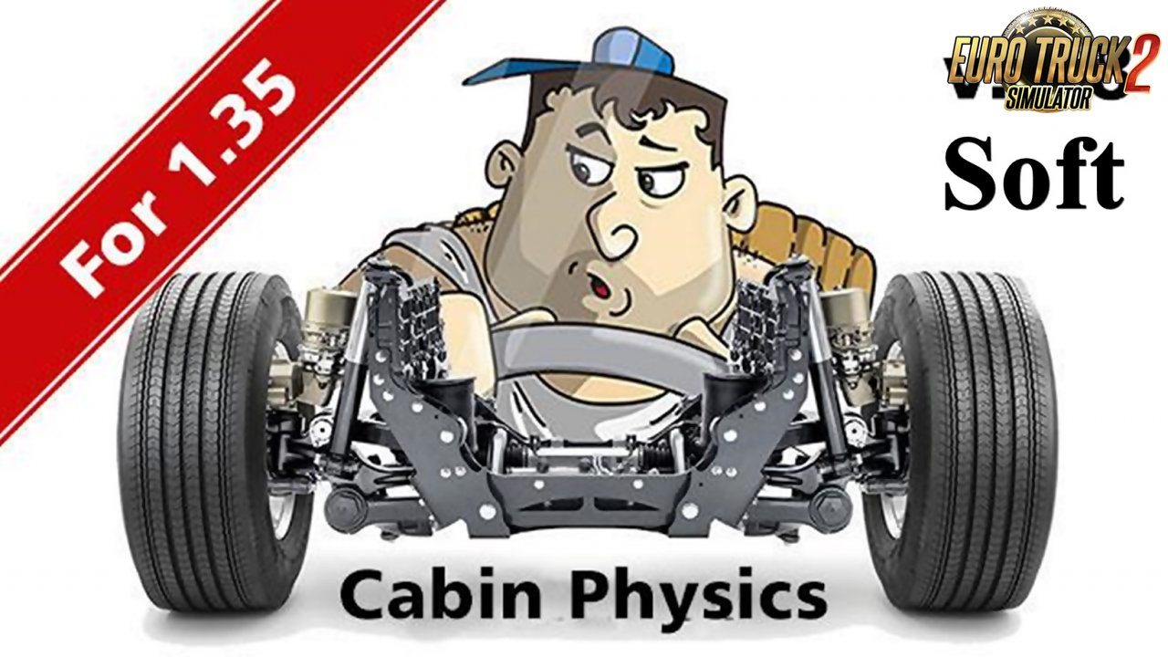 TT Cabin Physics 1.35 Soft (For Steering wheel) [1.35.x]