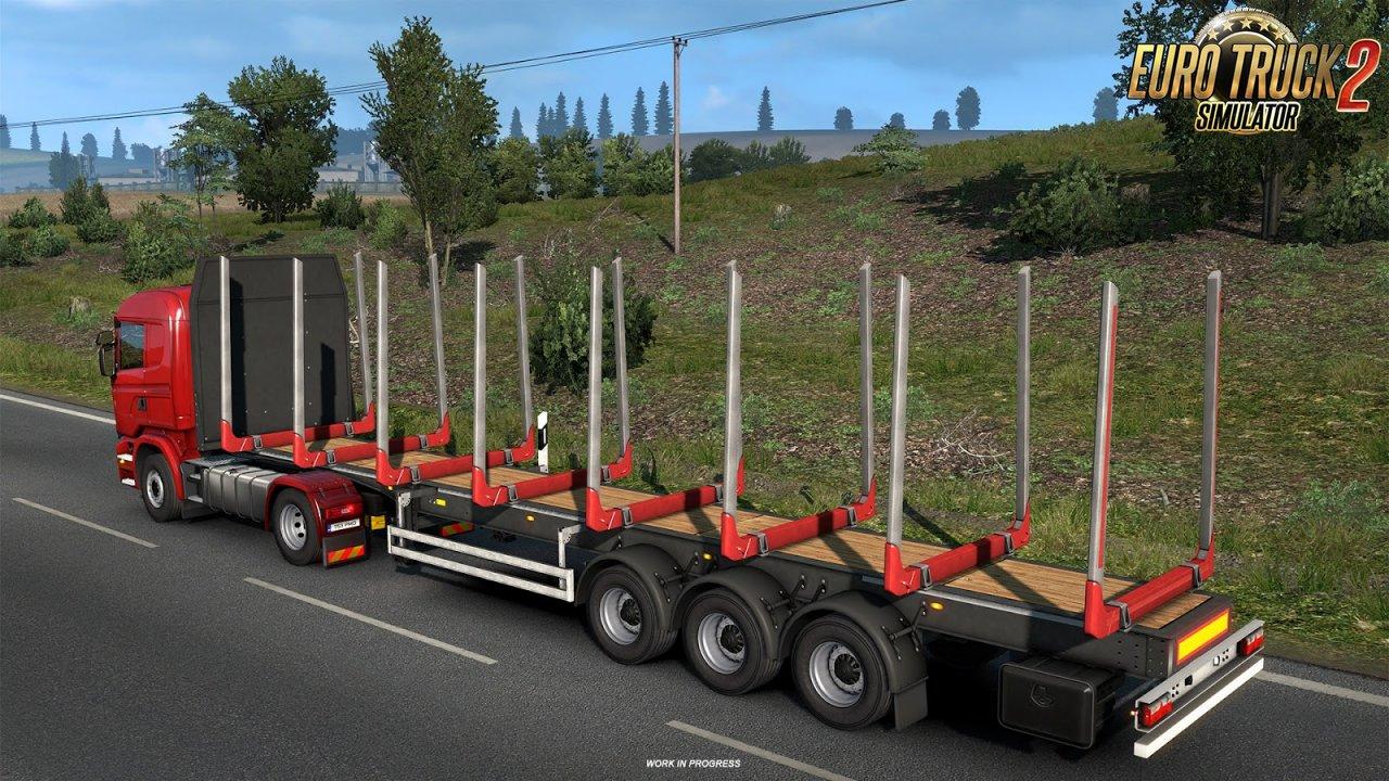 Euro Truck Simulator 2 Update 1.35 Open Beta released