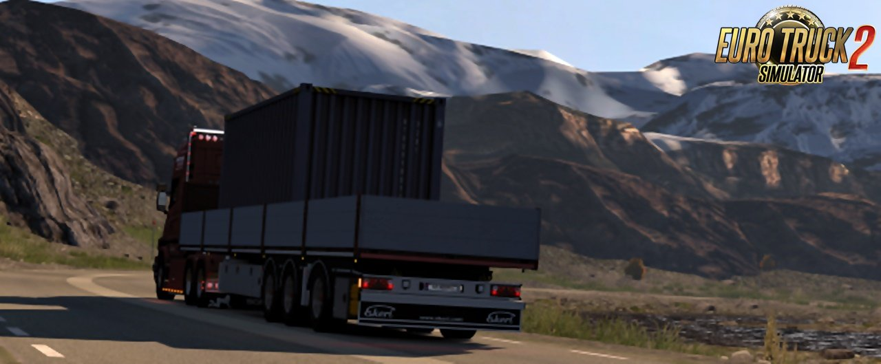 Lunna's Flatbed Addon For Tandem and Ekeri by Kast v1.05