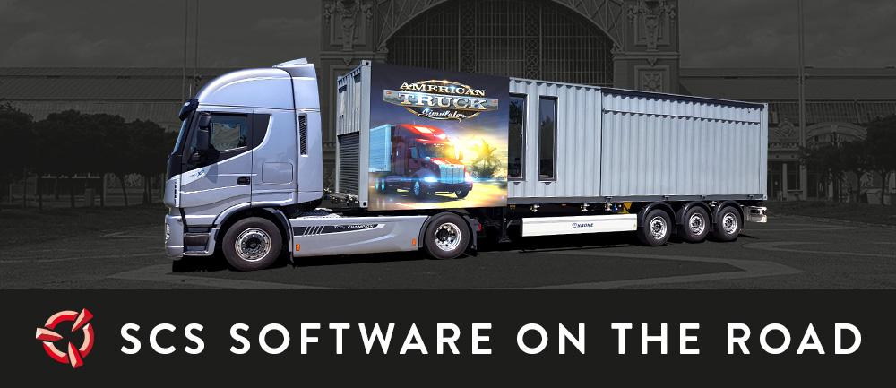 Regarding the SCS Sim Trailer