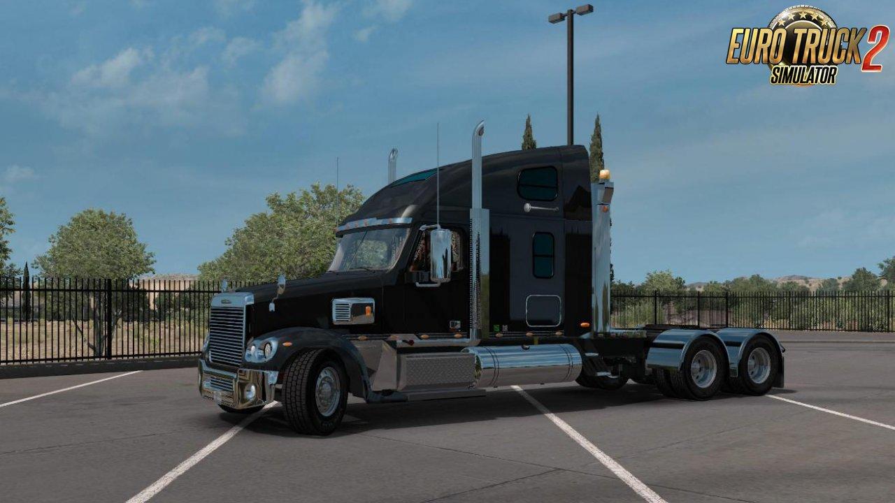 Freightliner Coronado v3.0 [1.35.x]