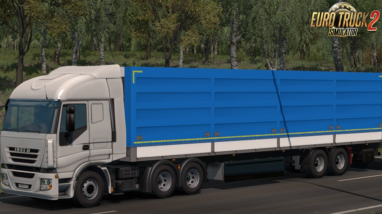 MAZ Semi-Trailer Ownable v1.1