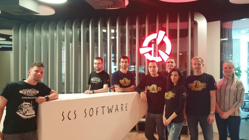 SCS Software On The Road So Far