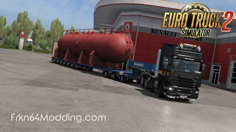 No Limitations Mod v1.1 for Special Transport DLC by Frkn64