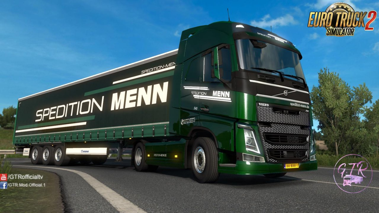 Skin Pack Spedition Menn v1.1 by GTR