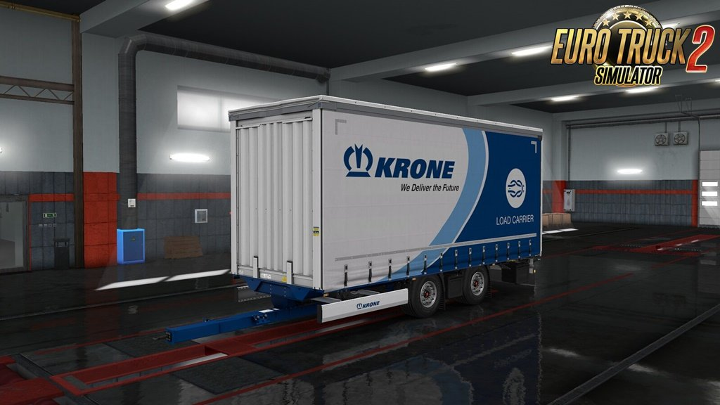 DLC Krone BDF addon by Pannickus for Man TGA by Madster [1.35]