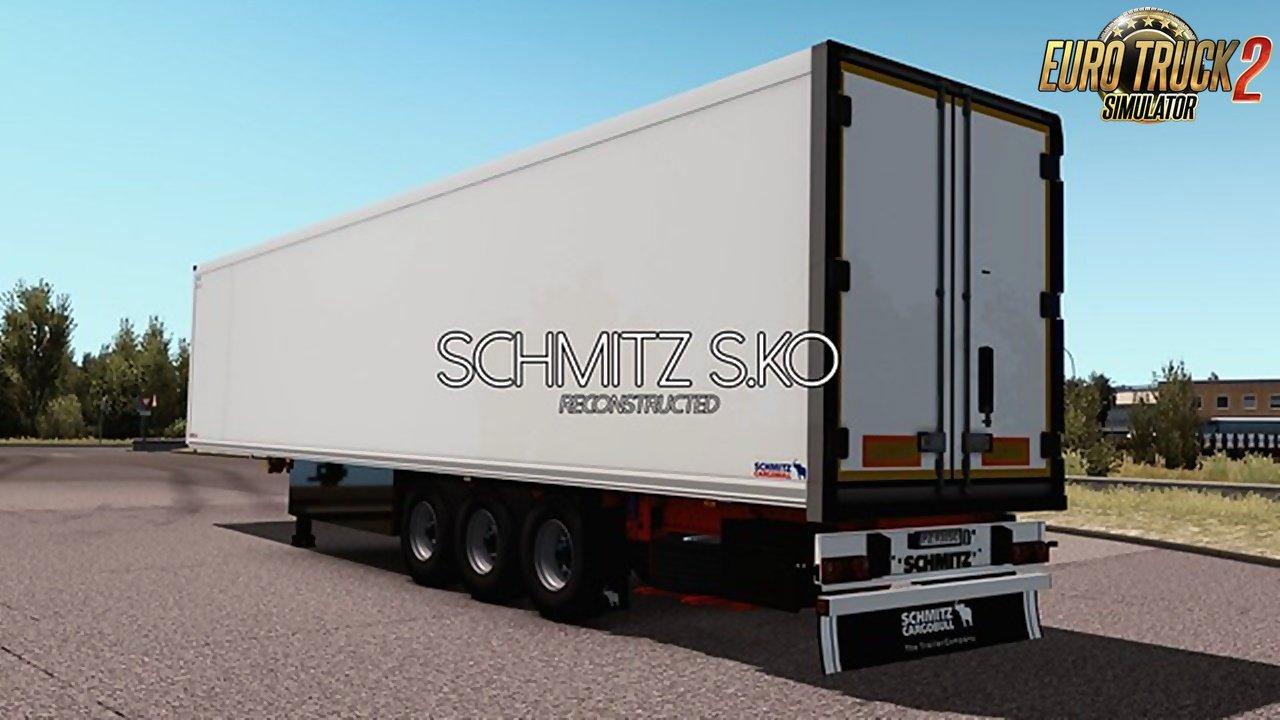 Schmitz S.KO Reconstructed v1.0 by obelihnio