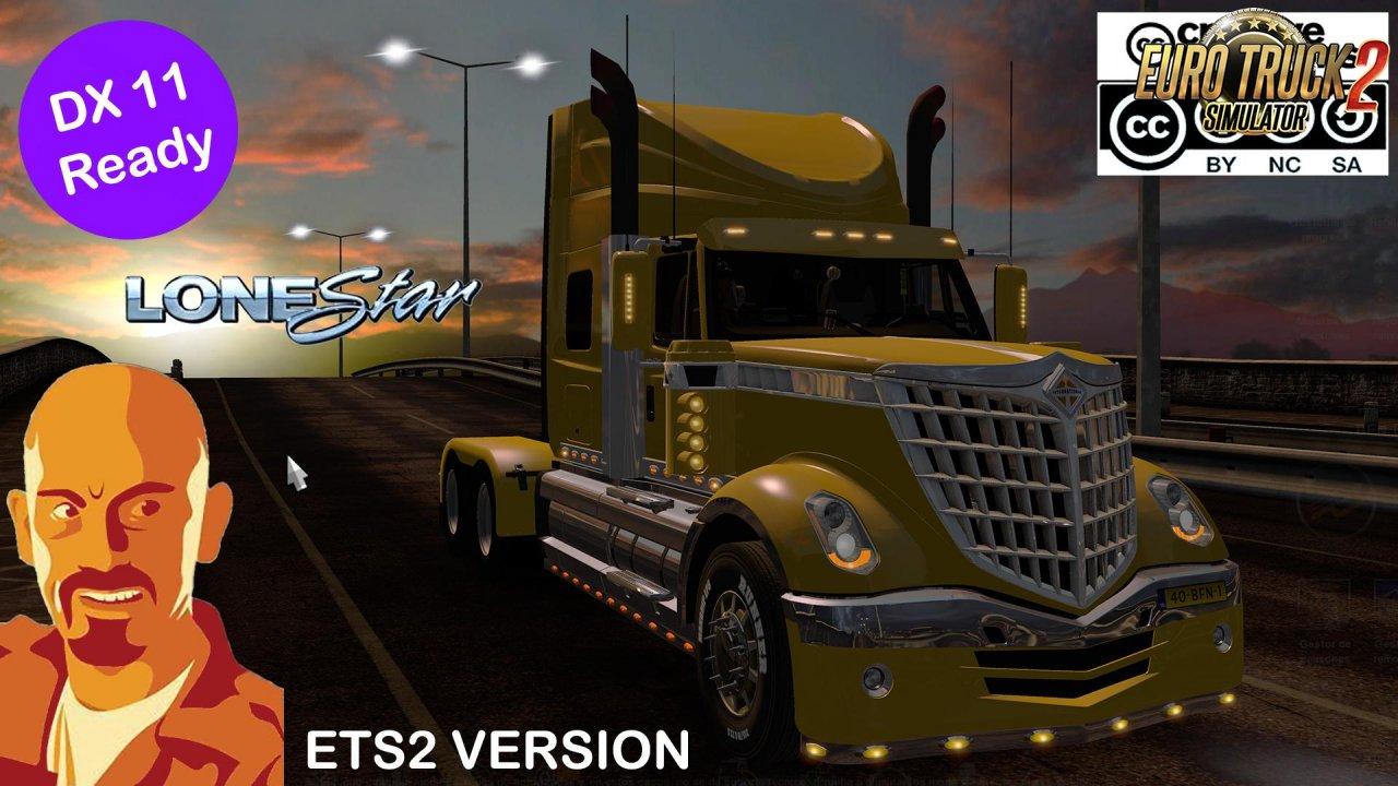 International Lonestar v1.0 by Reworked by CyrusTheVirus (1.35.x)