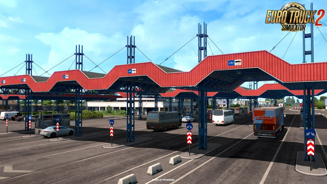 Road To The Black Sea DLC: Border Crossings
