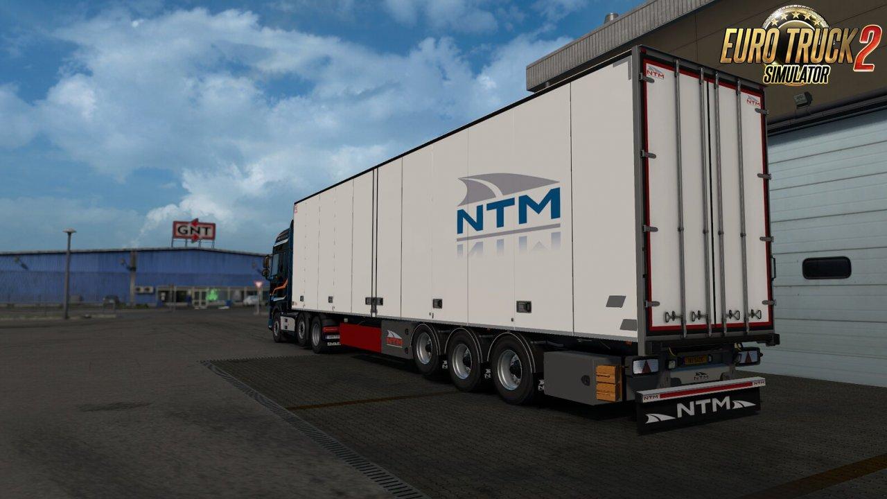 NTM Tandem Trailers Addon v2.0 by Kast