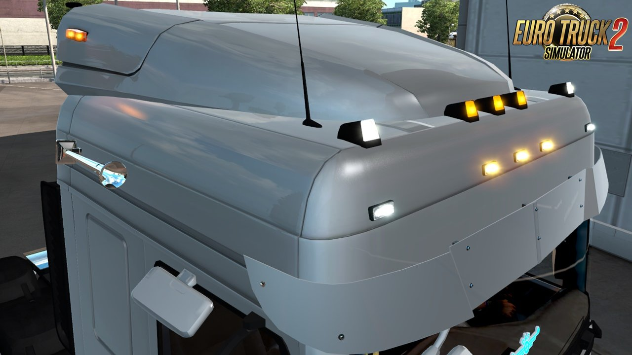 Addons for Schumi s Daf XF106 v2 [1.35.x]