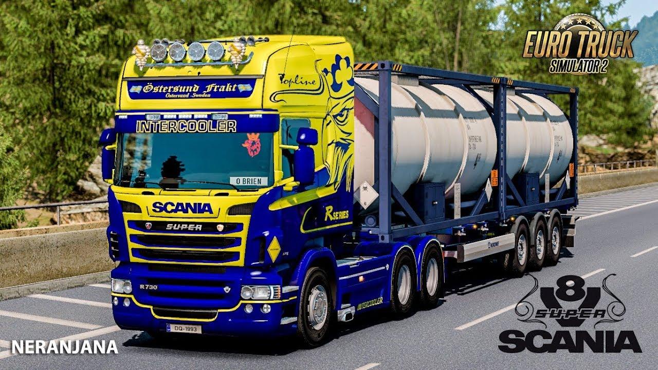 Scania V8 Sound v8.0 - Euro Truck Simulator 2