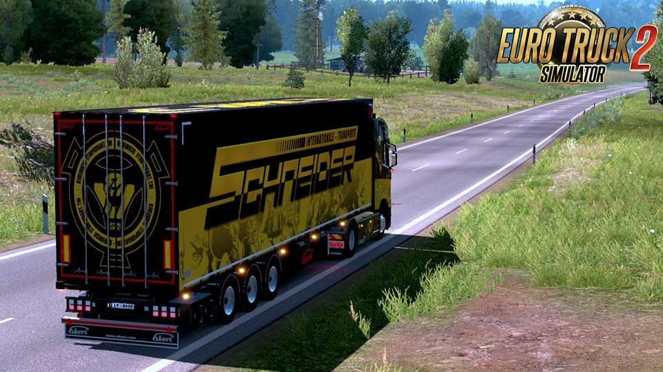 Scania NextGen S Wolverine Skin v1.0 (1.35.x)