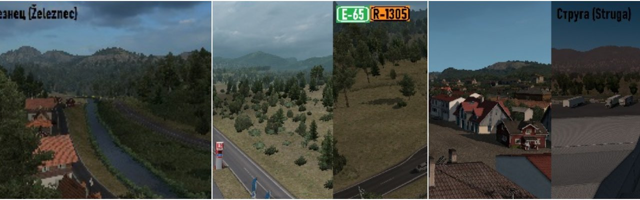 Macedonia Rework v1.0 for ProMods v2.41 (1.35.x)