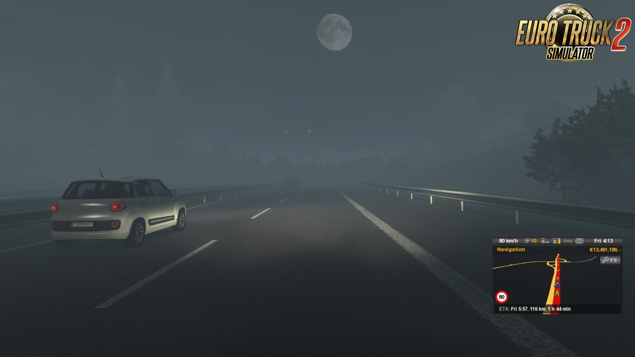 Foggy Weather Mod v1.3.1
