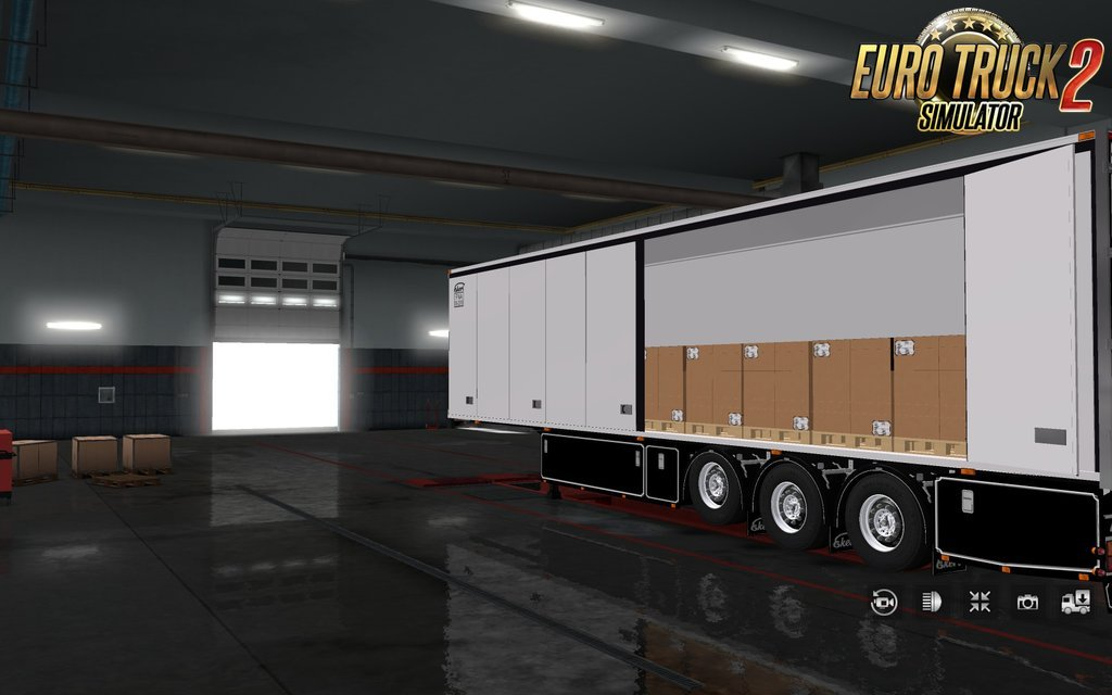Ownable Ekeri Trailer for Ets2 [1.35.x]
