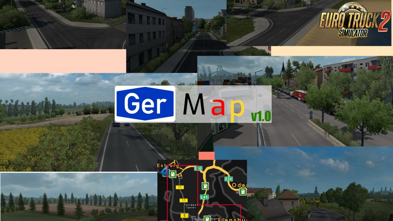 GerMap add-on v1.2