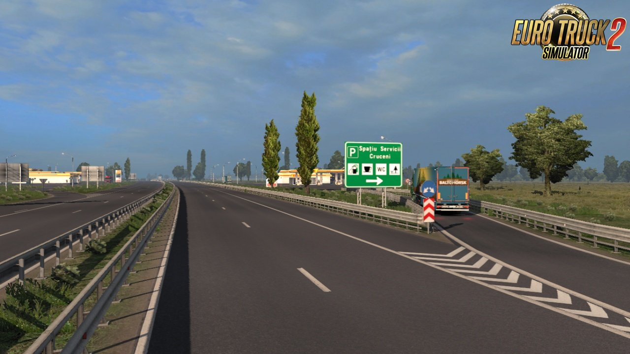 Romania Reworked v1.1-Promods Addon
